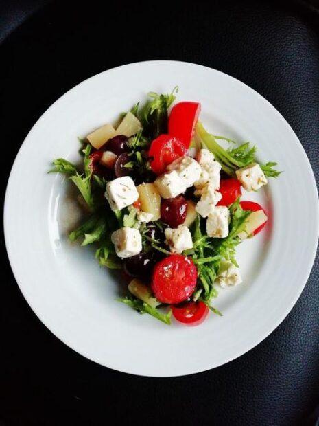 Ät nyttigt på restauranger